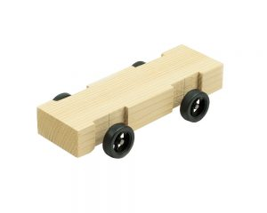 Stockar Derby Car Kit