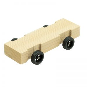Stockar Derby Car Kit